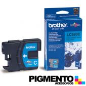 Tintero DCP145C (LC980C) Azul COMPATIVEL