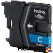Tintero DCPJ125/MFCJ265W/MFCJ410/J315W (LC985C) Azul COMPATIVEL