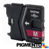 Tintero DCPJ125/MFCJ265W/MFCJ410/J315W (LC985M) Magenta COMPATIVEL