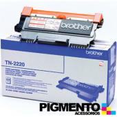 Toner HL 2240D/2250DN/MFC7360N Alta Capacidad Negro COMPATIVEL