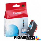 Tintero Pixma IP4200/IP5200/IP5200R/MP500/MP800 Azul COMPATÍVEL