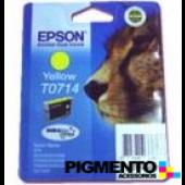 Tintero Epson Stylus D78/D92/DX4000/4050/5000/5050 Amarillo COMPATÍVEL