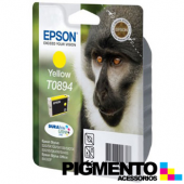 Tintero Epson S20/SX105/SX205/SX405/BX300F Amarillo COMPATÍVEL
