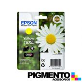 Tintero Expression Home XP102/XP205 Alta Capacidad Amarillo COMPATIVEL