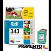 Tintero HP DJ 5740/6540 (8766E) Num.343 3 Cores  COMPATÍVEL