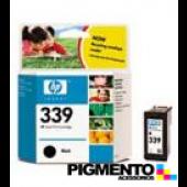 Tintero DJ 5740/5940/6540 (C8767E) Num.339 Negro  COMPATÍVEL