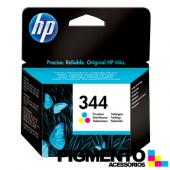 Tintero HP DJ 5740/5940/6540 (C9363E) Num.344 3 Cores  COMPATÍVEL