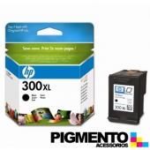 Tintero HP Num.300XL (CC641E) com Tinta Vivera Negro  COMPATÍVEL