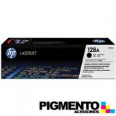 Toner HP Laserjet 128A (CE320A) Negro COMPATIVEL