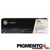 Toner HP Laserjet 131A Pro M251/M276 Amarillo COMPATIVEL