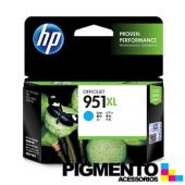 Tintero HP 951XL Officejet Pro 8100/8600 Cyan  COMPATÍVEL