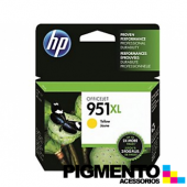 Tintero HP 951XL Officejet Pro 8100/8600 Amarillo  COMPATÍVEL
