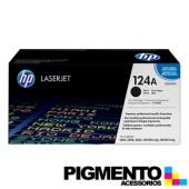 Toner HP Laserjet 124A (Q6000A) Negro COMPATIVEL