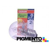 LÁMPARA HALOGENIO E27 42W.-220V. OSRAM ECO 64543