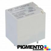Relé 24VDC 20A SPST-NO (4 pinos) - Hongfa Relay HF152FD/024-1HST