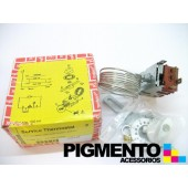 TERMOSTATO FRIG. 1 PUERTA C/ DESCONG.2 T. (077B7002) (KIT N.2