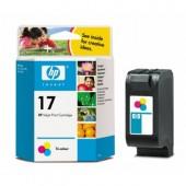 Tintero Deskjet 816C/840C/843C/825C/845C (HP 17) Colorido COMPATÍVEL