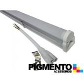 ARMADURA T5 C/ LÁMPARA DE LED 14W (90cm.) (SMD2835)