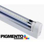 ARMADURA T5 C/ LÁMPARA DE LED 23W (150cm.) (SMD2835)