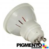 LÁMPARA DE LED 3,5W-AC 220-240V. GU10 (350 LUMEN)