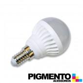 LÁMPARA DE LED 5W=35W. 230V. A5 G45 E14 (375 LUMEN / 6400K)