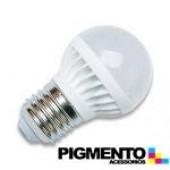 LÁMPARA DE LED 5W=35W. 230V. A5 G45 E27 (375 LUMEN / 6400K)