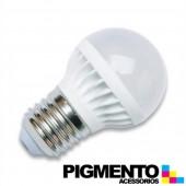 LÁMPARA DE LED 3W=25W. 230V. A5 G45 E27 (225 LUMEN / 3000K)