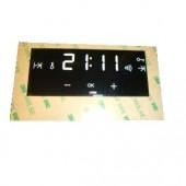 RELOGIO PROGRAMADOR TEKA HS630/641/635/735 TOUCH (LED BLANCO)