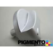 PULSADOR REG. AGUA/GAS VAILLANT ( PLATA