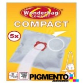 BOLSA ASPIRADORA WONDERBAG COMPACT 5 PCS
