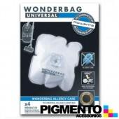 Bolsas ASPIRADORA  Wonderbag Endura  X4  WB484720